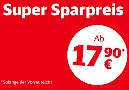 Bahn: Super Sparpreis von 17,90 Euro für wenige Tage buchbar