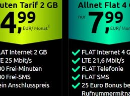 Crash: Datenflat mit 2 GByte im Telekom-Netz für 4,99 Euro
