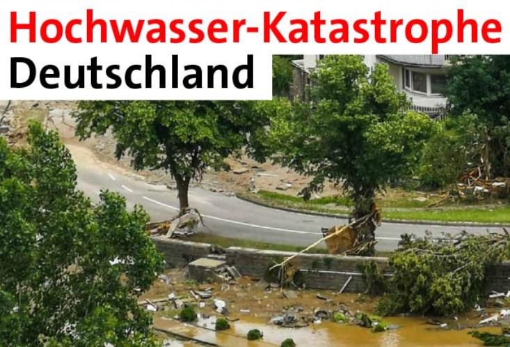 """Flutkatastrophe: Spendenaktionen von OBI und """"Deutschland hilft"""" angelaufen"""