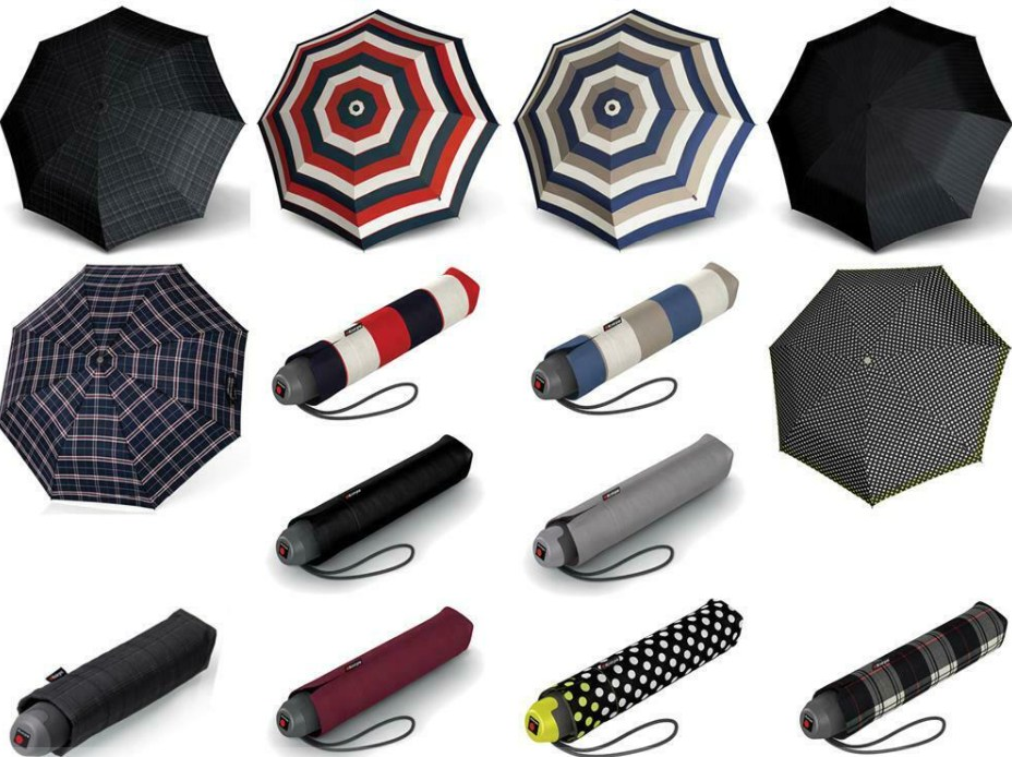 Knirps: Regenschirm E.051 zum Bestpreis von 22,99 Euro via Ebay