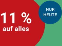 Medimops: 11 Prozent Rabatt und Gratis-Versand