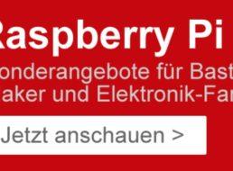 """Terrashop: """"Raspberry Pi""""-Bücher ab 4,99 Euro frei Haus"""