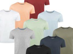 Riverso: Viererpack Bio-T-Shirts für 34,95 Euro frei Haus