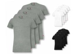 Levi's: T-Shirts und Socken via Ebay mit Rabatt