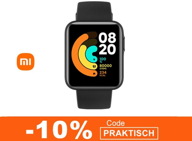 """Ebay: """"Xiaomi Mi Watch Lite"""" für 44,99 Euro frei Haus"""