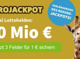 Letzte Chance: 90 Millionen im Euro-Jackpot an diesem Freitag