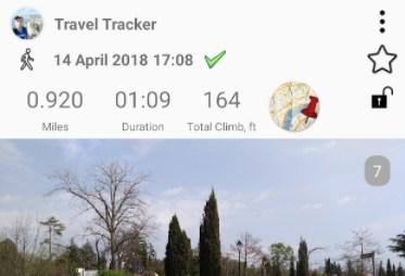 "Gratis: App ""Travel Tracker Pro"" für 0 statt 4,59 Euro"