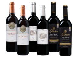 Weinvorteil: Bestseller-Weinpaket für 37,49 Euro frei Haus