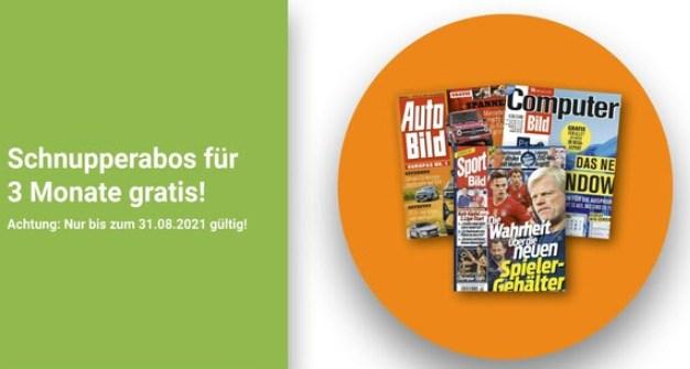 """Knaller: Drei Monate """"Sport Bild"""" für 0 Euro frei Haus"""