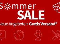 Völkner: Sommer-Sale mit 100 Artikeln, teils frei Haus