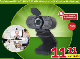 Völkner: Einsteiger-Webcam für 14,10 Euro frei Haus