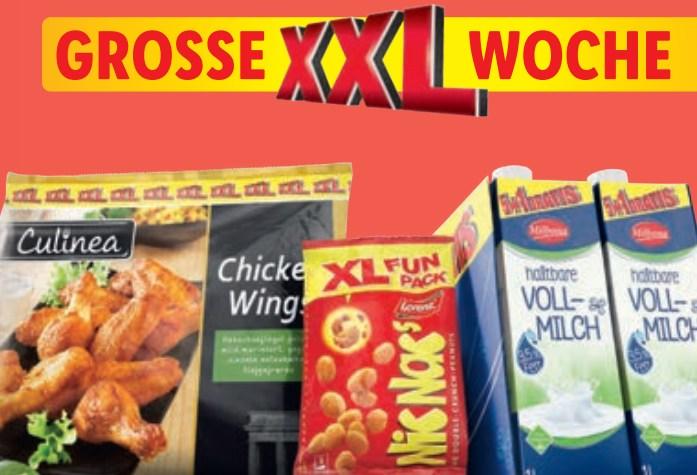 Lidl: XXL-Woche mit Großpackungen zu reduzierten Preisen
