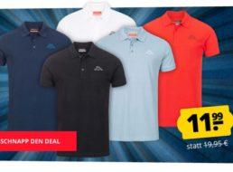 Kappa: T-Shirts für 11,99 Euro bei Sportspar