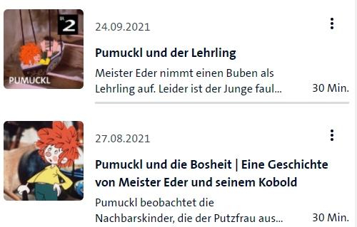 "Gratis: 16 Hörspiel-Folgen ""Pumuckl"" via ARD zum Nulltarif"