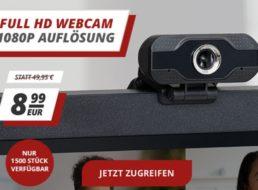 Druckerzubehoer.de: Einsteiger-Webcam für 8,99 Euro