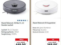 """Lidl: """"Xiaomi Roborock S6"""" zum Bestpreis von 369 Euro"""