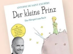 """Gratis: Hörbuch """"Der kleine Prinz"""" mit Christoph Maria Herbst"""