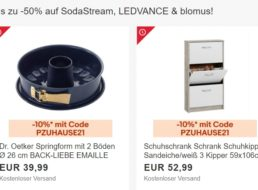 Ebay: LEDvance mit 10 Prozent Extra-Rabatt