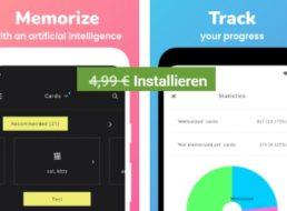 """Gratis: App """"Memorize Chinese"""" für 0 statt 4,99 Euro"""