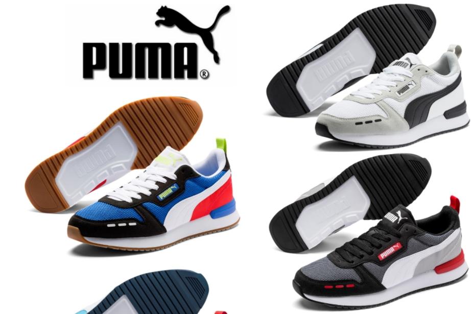 Puma: Sneaker R78 für 29,95 Euro frei Haus via Ebay