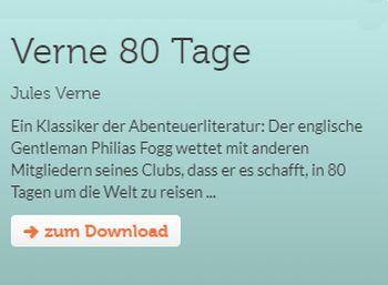 """Gratis: Hörbuch """"In 80 Tagen um die Welt"""" bei Vorleser.net zum Nulltarif"""