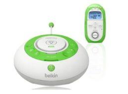 Ebay: Belkin Baby 250 Babyphone für 33,33 Euro frei Haus