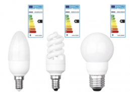 Lidl: Energiesparlampen und LED-Birnen im Angebot