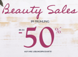 L'Occitane: Beauty Sale mit bis zu 50 Prozent Rabatt & Geschenk