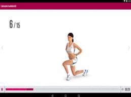 App des Tages: Runtastic Butt Trainer kostenfrei im Google Play Store