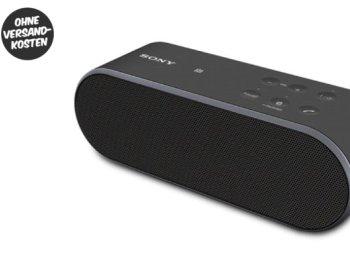 Dealclub: Bluetooth-Lautsprecher Sony SRS-X2 für 68,95 Euro frei Haus