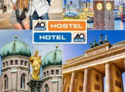 A&O-Hotel: 7,25 Euro für die Nacht mit Frühstück und WLAN