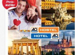 A&O: Zwei Nächte für zwei mit Frühstück, WLAN und Welcome-Drink für 69 Euro