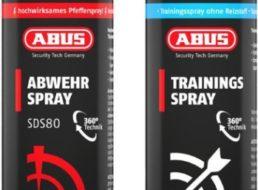 Abus: Doppelpack Abwehrspray zum Bestpreis von 9,99 Euro frei Haus