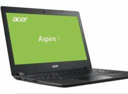 Ebay: Acer-Notebook mit 64 GByte-Flash-Speicher als B-Ware für 179,90 Euro