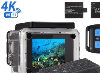 Amazon: Gut bewertete Actioncam mit 4K-Videos für 45,49 Euro frei Haus
