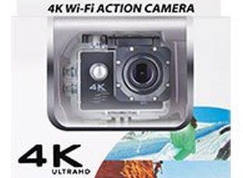 Druckerzubehoer.de: Actioncam mit 4K-Auflösung für 23,97 Euro