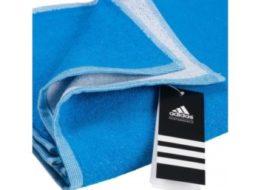 Adidas: Duschtuch in L für 12,46 Euro frei Haus, Schuhe für 34,46 Euro