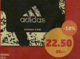 Penny: Adidas-Guthabenkarte mit zehn Prozent Rabatt in dieser Woche