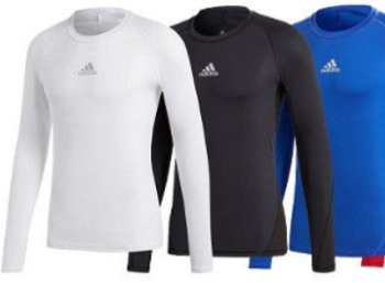 Ebay: Adidas Alphaskin Longsleeve für 18,95 Euro frei Haus