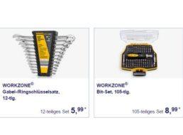 Aldi-Süd: 105-teiliges Bitset für 8,99 Euro