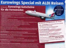 Aldi: Flugtickets ab 499 Euro ab sofort buchbar