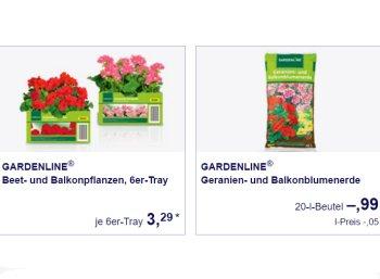 Aldi-Süd: Garten-Spezial mit Dünger, Erde und mehr
