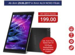 Aldi-Tablet: Medion Lifetab X10302 mit LTE für 199 Euro