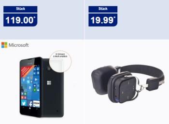 Aldi-Nord: IT-Spezial mit Tablets, Smartphones und mehr