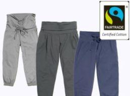 Aldi-Nord: Yoga-Kleidung mit Fairtrade-Siegel ab dem 16. Juli