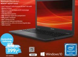 Aldi-Notebook: Medion Akoya E6440 im Süden für 399 Euro