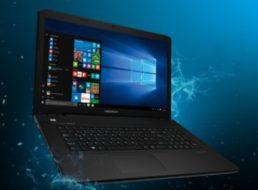 Aldi-Notebook: Medion Erazer P7648 mit Core-i7-CPU und SSD für 899 Euro