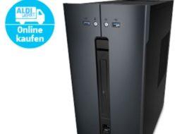 Aldi-PC: Medion Akoya P87003 für 999 Euro ab 24. Oktober im Süden