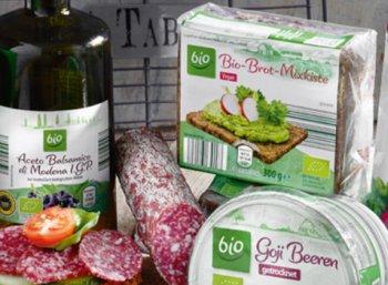 Aldi-Süd: Bio-Spezial mit Pesto, Salami, Kernen und mehr
