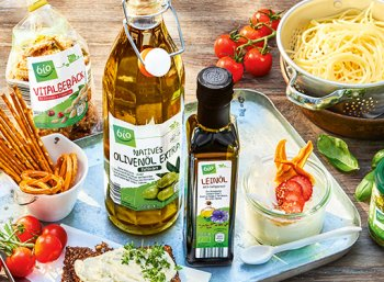 Aldi-Süd: Bio-Spezial mit Hülsenfrüchten, Olivenöl und mehr